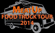 Columbus MeatUp Food Truck Tour 2014  One entry per entry