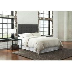 The Strasbourg Headboard creates an elegant yet simplistic look that would be the envy of any bedroom.