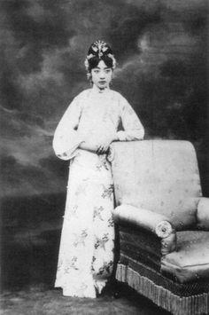 Empress Wanrong of China