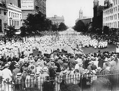 Back in 1925, thousands of Ku Klux Klan members paraded past the U.S. Treasury building in Washington, D.C., as part of a big rally. Throughout its iterations, the KKK has tried to position itself as a respectable, mainstream civic organization.