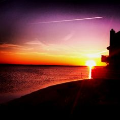 Ocean city Maryland sunset!