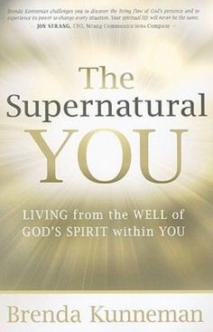 NEW The Supernatural You by Brenda Kunneman Paperback Book (English) Free Shippi