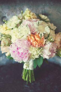 Garden Tennessee Wedding Wedding Real Weddings Photos on WeddingWire Peony Flower Arrangements, Wedding Flower Arrangements, Wedding Bouquets, Table Arrangements, Our Wedding Day, Perfect Wedding, Wedding Ideas, Wedding Stuff, Wedding Table