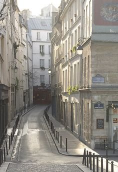 ( Alain Briot, 2004) French Architecture, Paris Street, Beautiful Landscapes, To Go, Places, Perspective, Image, Ideas, Perspective Photography