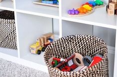 A Playroom Where Kids Can Learn AND Have Fun at the Same Time! | The Stir
