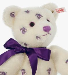 "SAVE! STEIFF IRIS - The Toy Shoppe's EXCLUSIVE USA Ltd Ed- 13.5"" Mohair - NEW! #ValentinesDayBirthdayAnniversaryChristmas"
