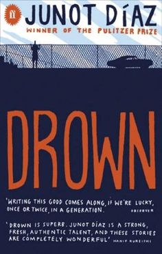 """obviously junot diaz lives far away from arizona, but his book """"drown"""" was a part of the recently dismantled tucson ethnic studies program and now is sitting somewhere in tusd district storage facilities. i LOVED the brief and wonderous life of oscar wao, and am hoping drown will be just as good."""