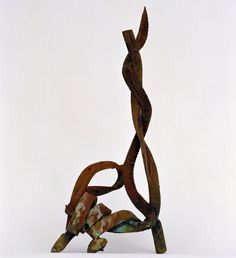 Energy by Andrew Rogers, 1999. Silicon Bronze.