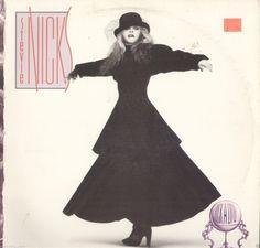 Stevie Nicks Rock A Little Vinyl LP Record Album