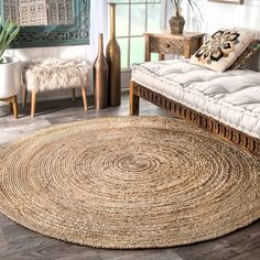 The Gray Barn Dry Creek Eco Natural Fiber Braided Reversible Jute Area Rug - Best Rugs - Ideas of Best Rugs - The Gray Barn Dry Creek Eco Natural Fiber Braided Reversible Jute Area Rug