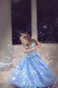 Mom Makes Disney Magic With An Amazing Little Girl