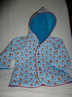 Jasje , patroon van stof voor durf  het zelvers. Sewing For Kids, Adidas Jacket, Athletic, Jackets, Fashion, Down Jackets, Moda, Athlete, Fashion Styles
