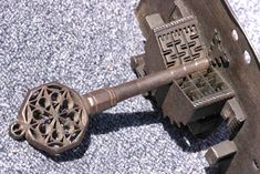 15th or 16th Century Locks & Keys