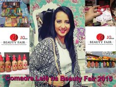 Comadre Lelê na Beauty Fair 2015