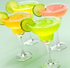 Limonada!  Imagem: Martha Stewart