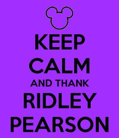 Thanks you so much @Ridley Pearson ! You are the best author ever! :D