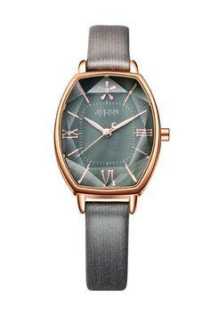 Julius Watch JA-920D Fashion Watch Women`s Leather Strap Watch