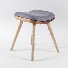 The London Stool is handmade in Studio Haran's workshop using British hardwood, the timeless design and beautifully curved edges give the stool a luxurious finish.    The solid timber top sits upon four strong tapered...