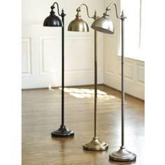 Julian Apothecary Floor Lamp
