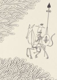 1960s illustrations for Don Quixote from around the world