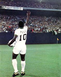 Pelé (Edson Arantes do Nascimento)