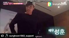 #Repost @sunghoon1983_support ・・・ [ VIDEO 1/5 ] #tvN 'my ear's candy/ candy in my ears'  #내귀에캔디 (cr to@araisyahftr) Thank you #youngji#허영지#성훈#sunghoon .. #Repost & Thank you @Stressthinking . @sunghoon1983fighting! @stallion__entertainment ^^ #ソンフン#방성훈#成勋 #成勛  #sunghoon1983 #sunghoon1983_support #우리동네예체능#coolkizontheblock #신기생뎐#newtalesofgisaeng #greatdoctor #가족의탄생 #보디가드 #열애 #6인실  #고결한그대 #noblemylove #오마이비너스#ohmyvenus #아이가다섯#FiveChildren #돌아와요부산항애