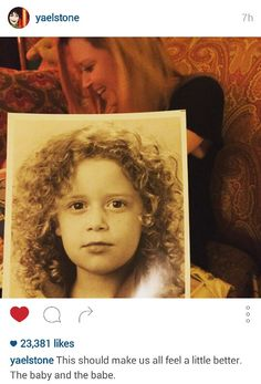 Yael Stone and Natasha Lyonne are definitely the cutest non couple out there. And baby Nat is so cute! #OITNB