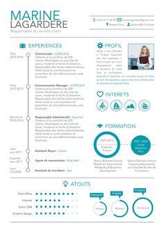 Autres CV                                                                                                                                                                                 Plus Professional Resume Examples, Cv Examples, Cv Resume Template, Resume Cv, Cv Design, Resume Design, Conception Cv, Bon Cv, Cv Curriculum