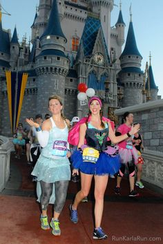 At the Disney Princess Half Marathon, one runner and her sister find power in running like a girl among a throng of women working together.