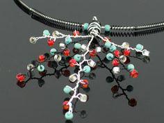 Confetti Necklace  www.softflexcompany.com
