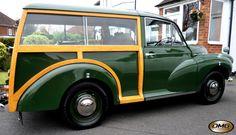 Morris Traveller, Morris Minor, Auto Design, Top Ten, Antique Cars, Vintage Cars