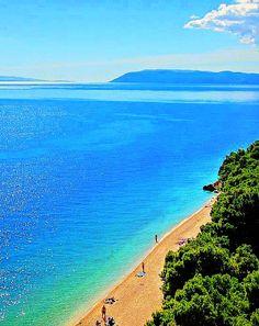 Makarska Riviera Beaches, Croatia