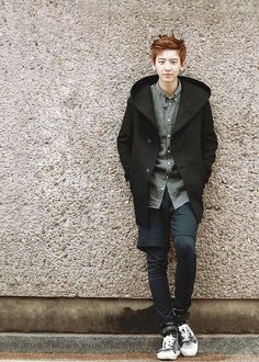 By Special Request -- Guys' Fashion Looks!  Park Chanyeol of EXO.  -Lily.  #exo #guysfashion