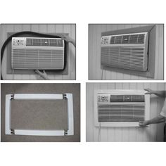 Details About Indoor Wall Air Conditioner Cover For
