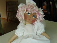 MY DOLLS  SympleTymes Cloth Art By Sherrie Nordgren