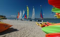 Experience a relaxing getaway in Fenwick Island. Get travel tips at http://www.visitdelaware.com/beaches/fenwickisland.