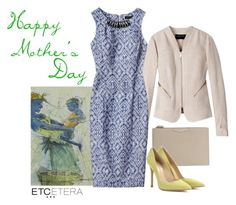 """""""Etcetera: Happy Mother's Day"""" by etcetera-nyc ❤ liked on Polyvore featuring NOVICA, Etcetera, Givenchy, Gianvito Rossi, WorkWear, etceteracollection, etceteranyc and summer2016"""