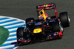 Redbull F1 team