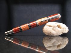 wood turned pens - Google Search