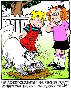Hey everybody, here is a classic for the featured Cartoon of the Week. Enjoy!  Be sure to check out all the archaeology themed cartoons TAC has featured on our Pinterest page. While there, check out the vast collection of other great archaeology themed images: http://pinterest.com/thearchchannel/