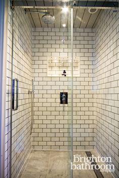 New York Loft Style Wetroom Dyke Road Hove The Brighton Bathroom Company