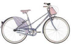 Raleigh Red or Dead Cuckoo Womens 2014 - Hybrid Classic Bike