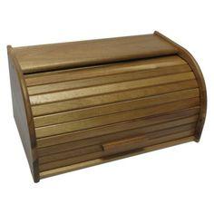 Threshold™ Acacia Breadbox - Use a breadbox to make daily items go incognito.