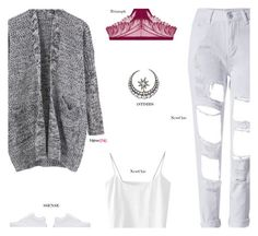 """""""NewChic"""" by s-thinks on Polyvore featuring Vans and ootd"""