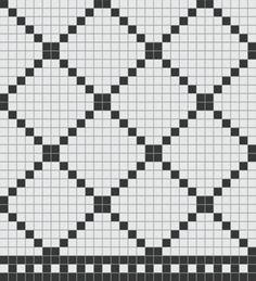 Ritz Pattern and Rockefeller Border