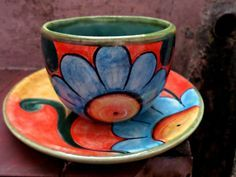 kitchen decoration – Home Decorating Ideas Kitchen and room Designs Pottery Mugs, Pottery Bowls, Ceramic Pottery, Painted Coffee Mugs, Painted Cups, Ceramic Tableware, Ceramic Mugs, Ceramic Cafe, Sharpie Colors