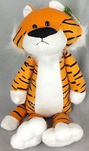 Sweet Sprouts Orange Tiger Animal Adventure Stuffed Plush Hobbes Look-a-Like NWT