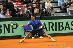 Coppa Davis #Torino. Fabio Fognini