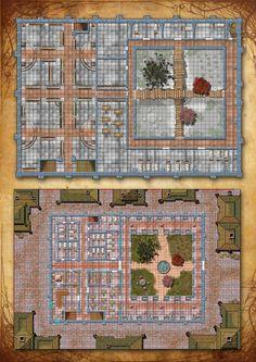 ACROBATA2000 BLOG: Redención Maps