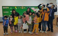 고흥교육지원청 녹동초등학교시산분교장 방문